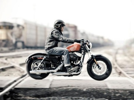 Harley-Davidson XL Forty-Eight – im Test