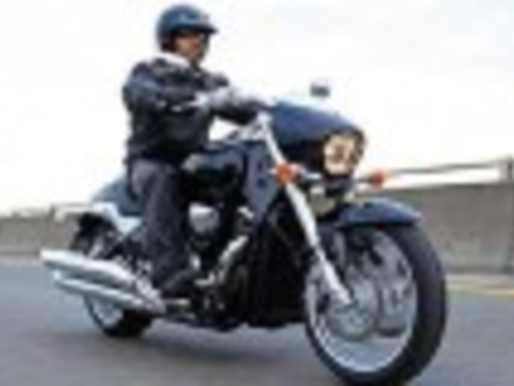 Suzuki Intruder M 1500 - im Test