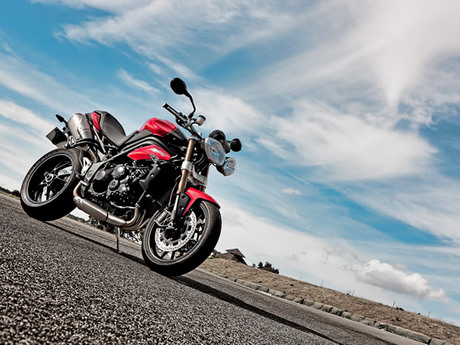 Triumph speed triple 1050 14