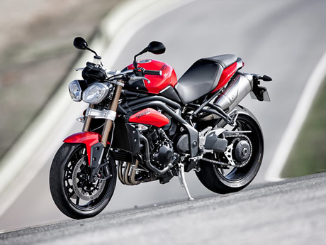 Triumph speed triple 1050 15