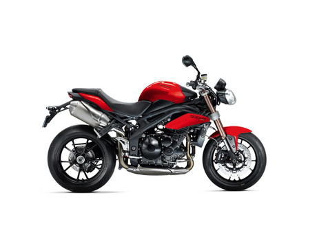 Triumph speed triple 1050 18