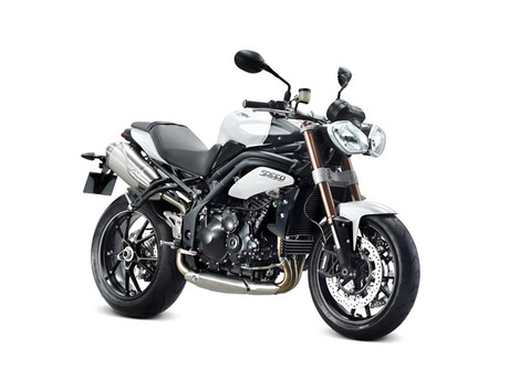Triumph speed triple 1050 7