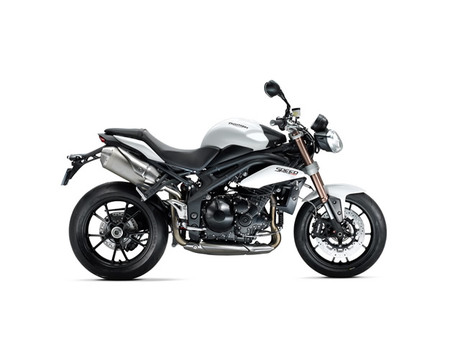 Triumph speed triple 1050 9