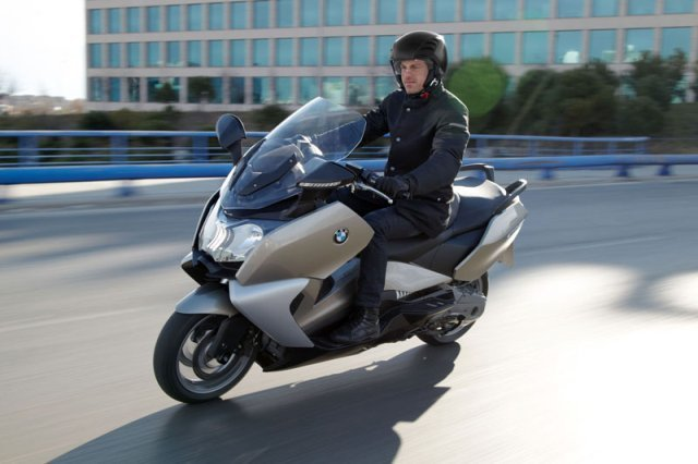 BMW Maxi Scooter