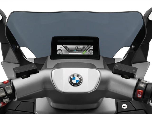 bmw c evolution neuer roller mit elektro antrieb. Black Bedroom Furniture Sets. Home Design Ideas