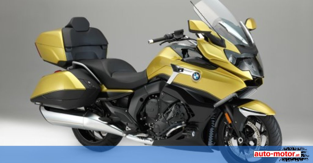 die neue bmw k 1600 grand america auto. Black Bedroom Furniture Sets. Home Design Ideas