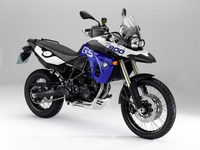 BMW F 800 GS Trophy