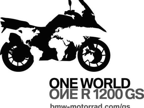 BMW R 1200 GS World Tour