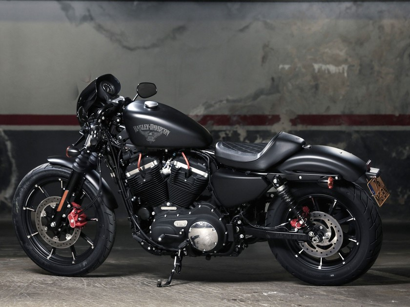 Harley davidson battle of the kings 001