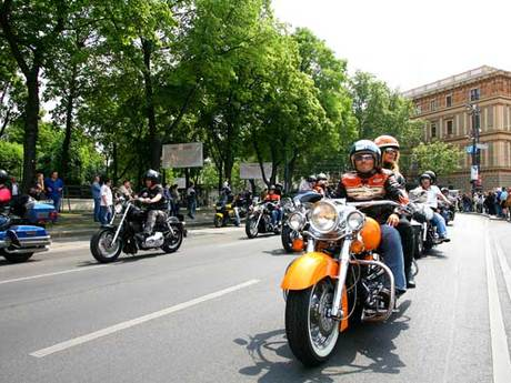 Vienna Harley Days 2011