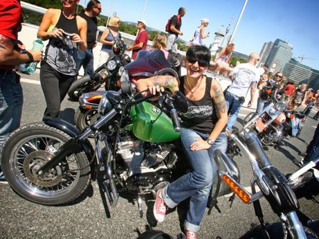Vienna Harley Days 2013