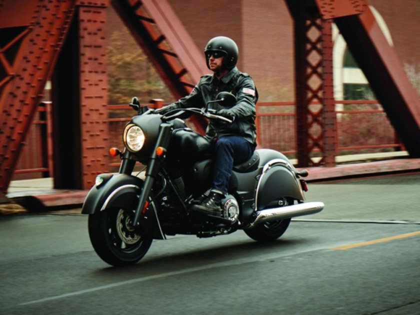 Neue indian chief dark horse 001