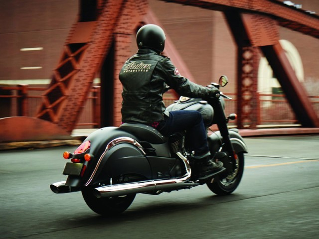 Neue indian chief dark horse 002
