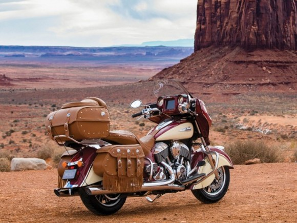 Neue Indian Roadmaster Classic