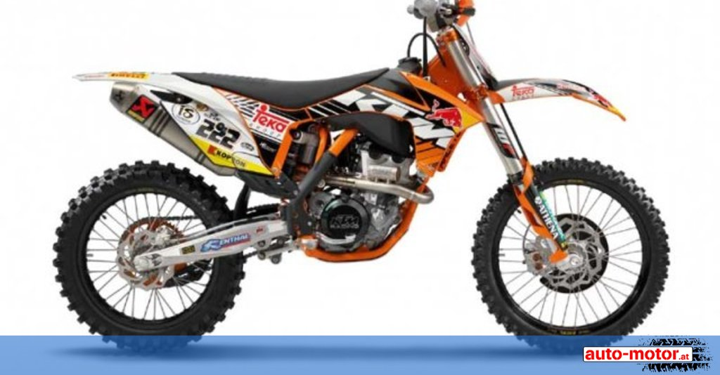 Ktm Factory Editions