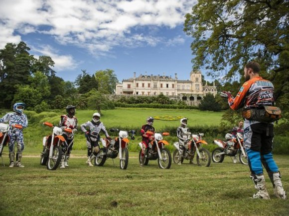 KTM Enduro Race Camp