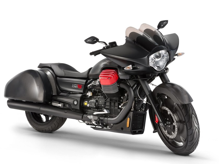 Die neue moto guzzi mgx 21 flying fortress 001