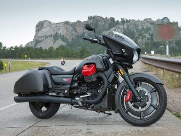Neu: Moto Guzzi MGX-21 Flying Fortress