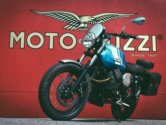 Open Days bei Motto Guzzi