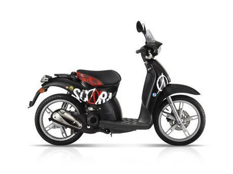 Scarabeo Scooter