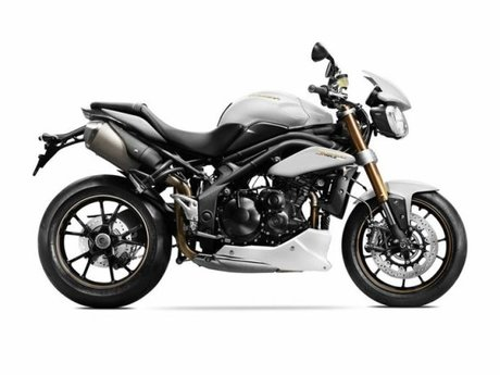 Triumph Speed Triple 2014