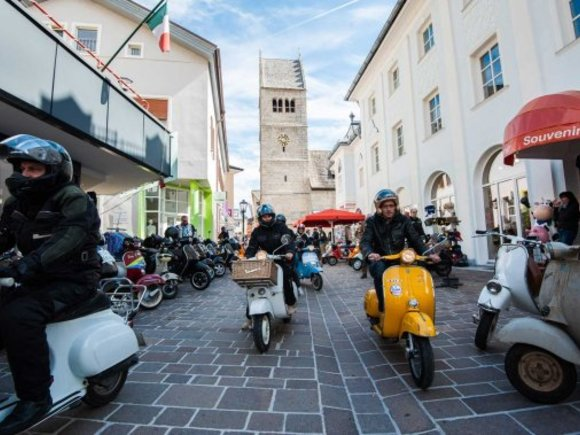 Vespa Alp Days 2017 in Zell am See
