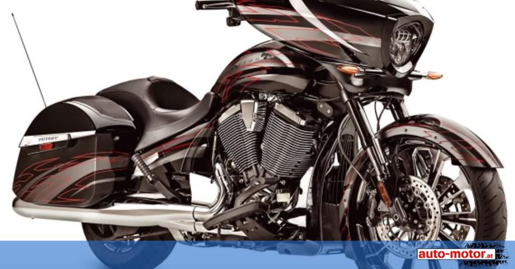 Victory Stellt Produktion Neuer Modelle Ein Auto Motor