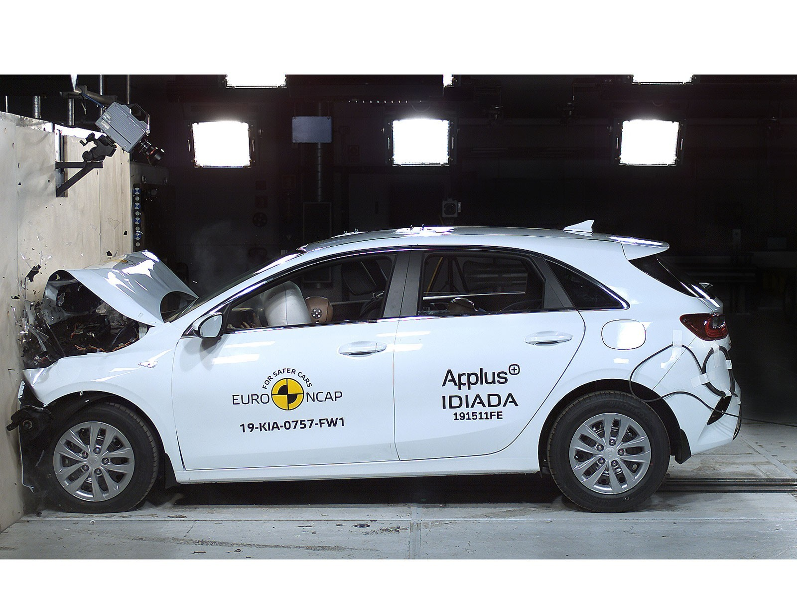 Oeamtc crashtest sechs autos safety pack bringt sicherheits plus 004