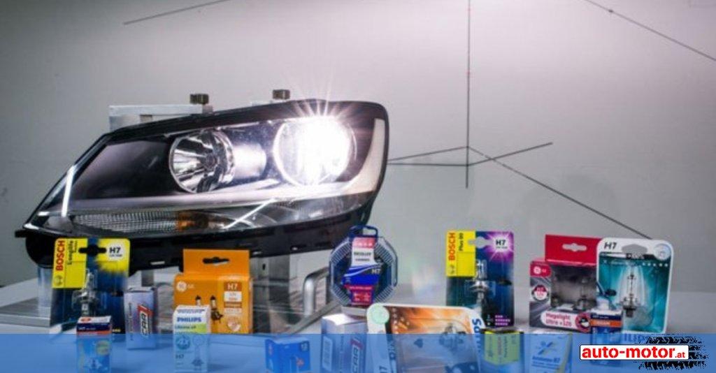h7 scheinwerferlampen im test auto. Black Bedroom Furniture Sets. Home Design Ideas