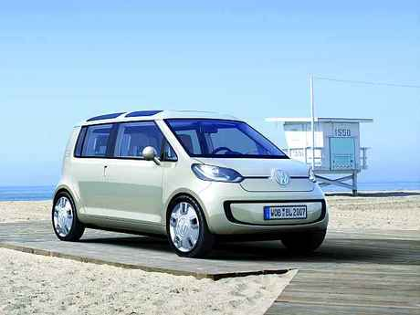 Billigauto vw space up