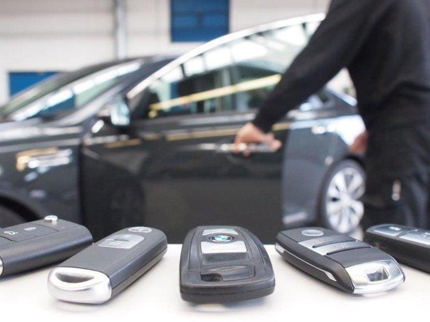 Keyless-Entry Zugang beim Auto als Sicherheitsrisiko ::: auto-motor ...