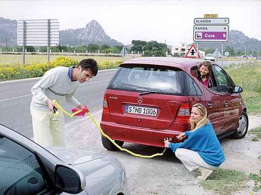Auto richtig abschleppen : Tipps vom Experten ::: auto-motor.at :::