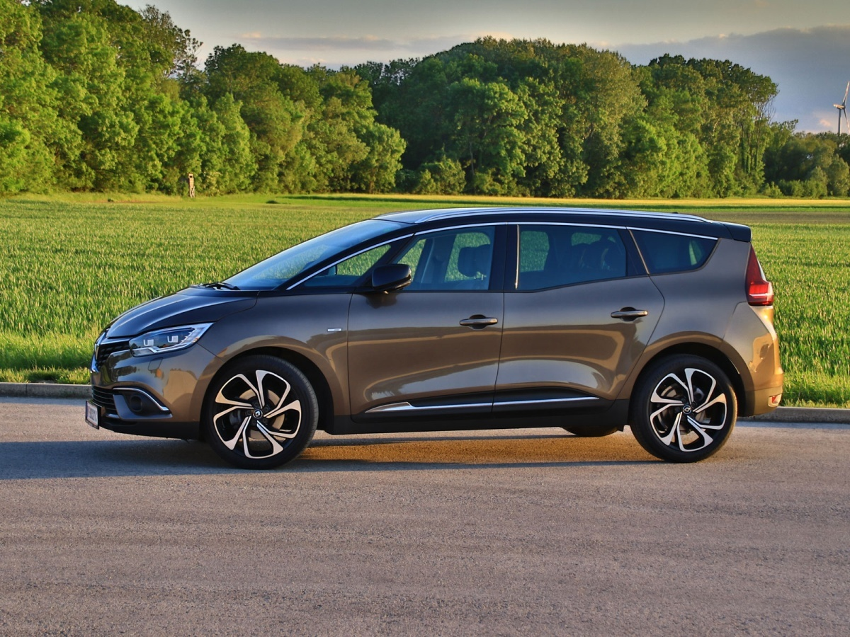 Testbericht: Renault Grand Scenic 160 PS Diesel