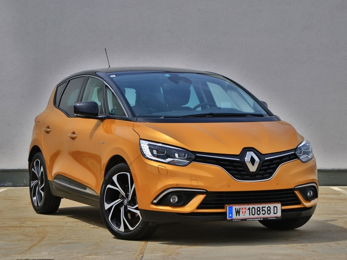 Testbericht: Renault Scenic Energy dCi 130 Bose