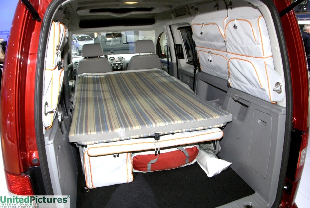 foto vw caddy maxi tramper von ami automesse leipzig 2008 auto. Black Bedroom Furniture Sets. Home Design Ideas