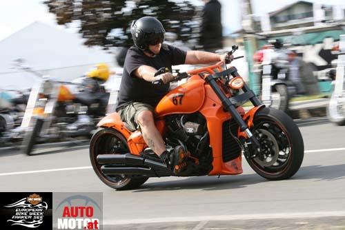 Harley Treffen 2021 Faaker See