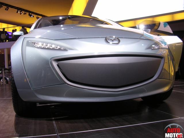 Foto Mazda Sassou Iaa 2005 01g Von Iaa Frankfurt 2005 Auto