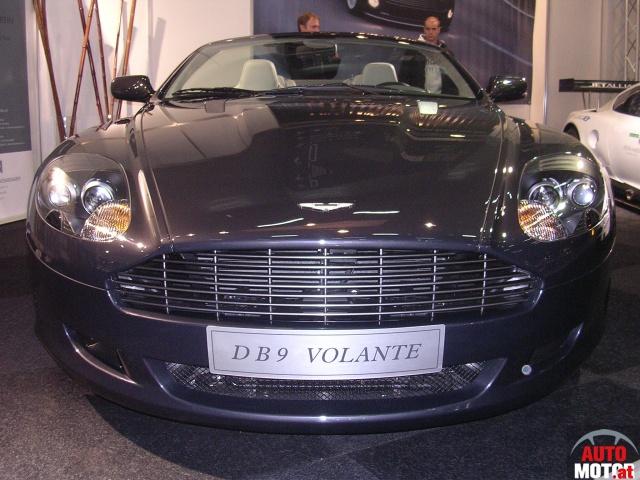 Foto Aston Martin Db9 Volante 01 Jpg Von Vienna Autoshow 2006 Auto Motor At